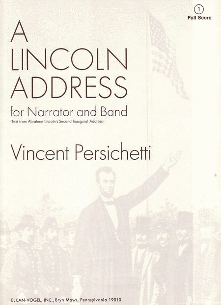 A Lincoln Address