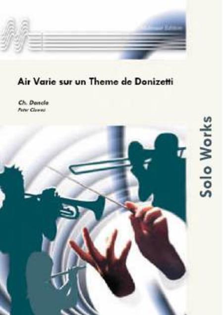 Air Varie sur un Theme de Donizetti