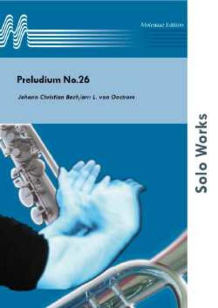 Preludium No. 26