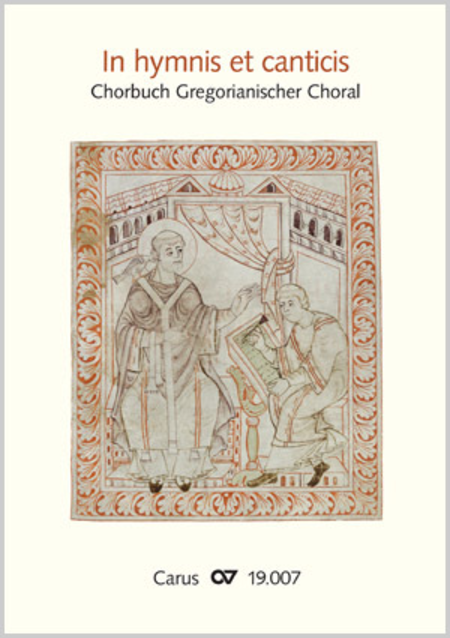 In hymnis et canticis. Gregorian chant collection
