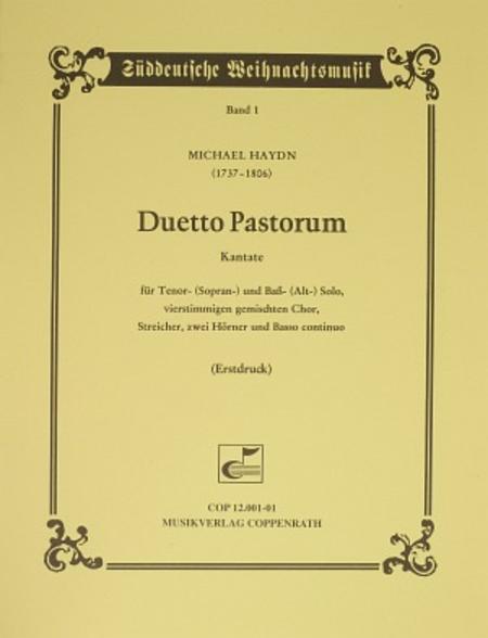 Duetto Pastorum