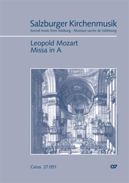 Missa in A