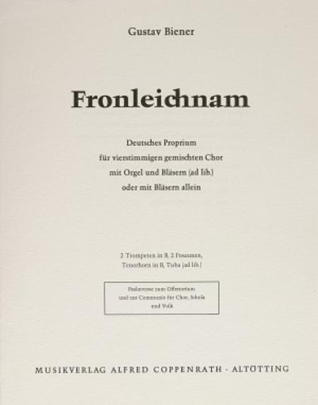 Fronleichnam