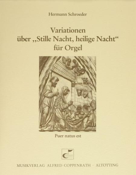 Silent night, holy night (Stille Nacht, heilige Nacht)
