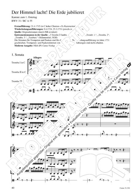 Bach for Brass 1: Kantaten I