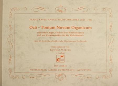 Murschhauser: Octi-Tonium novum organicum
