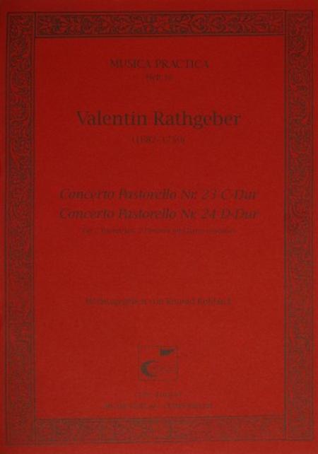 Concerto pastorello 23 + 24