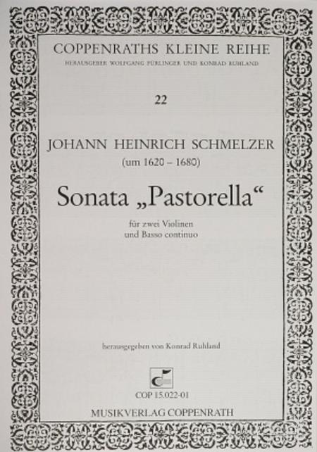 Sonata Pastorella