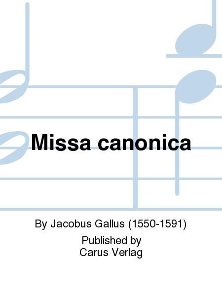 Missa canonica