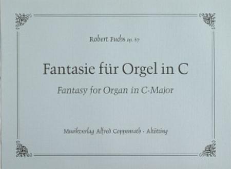 Fantasy for Organ in C-Major