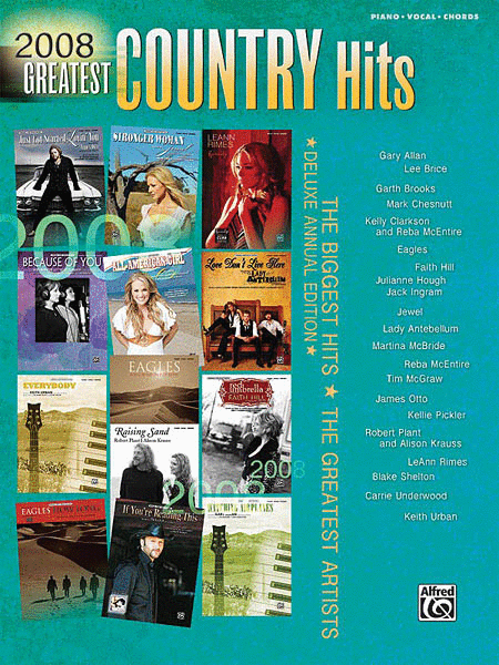 2008 Greatest Country Hits