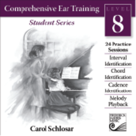 Comprehensive Ear Training: Level 8
