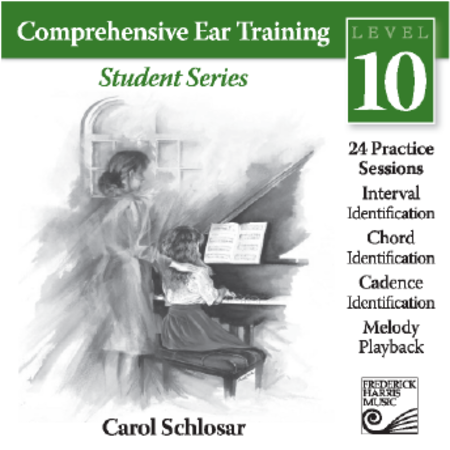 Comprehensive Ear Training: Level 10