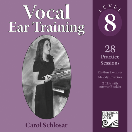 Vocal Ear Training: Level 8