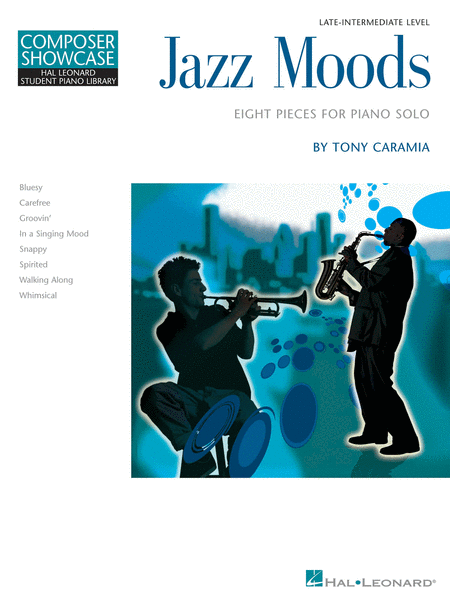 Jazz Moods - Eight Pieces for Piano Solo