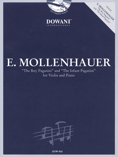 Mollenhauer: The Boy Paganini and the Infant Paganini