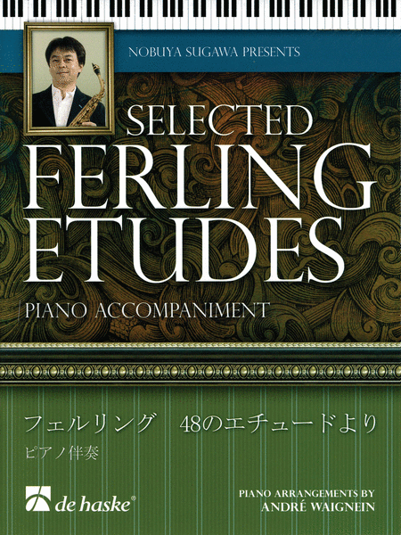 Selected Ferling Etudes - Piano Accompaniment