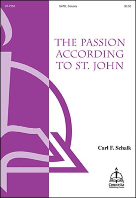 The Passion According to St. John