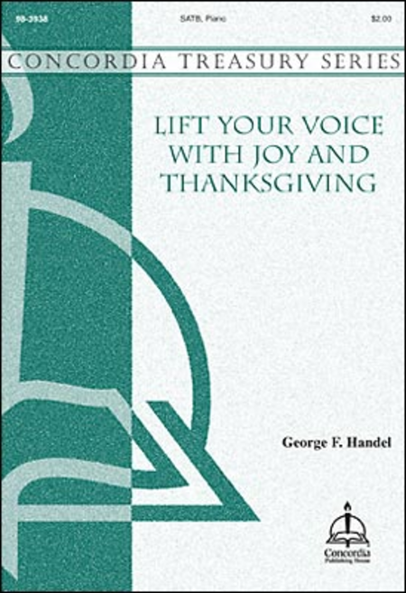 Lift Your Voice with Joy and Thanksgiving