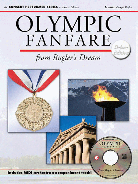 Leo Arnaud - Olympic Fanfare from the Buglers Dream
