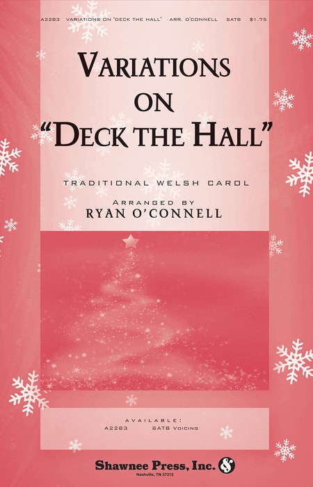 Variations on Deck the Hall