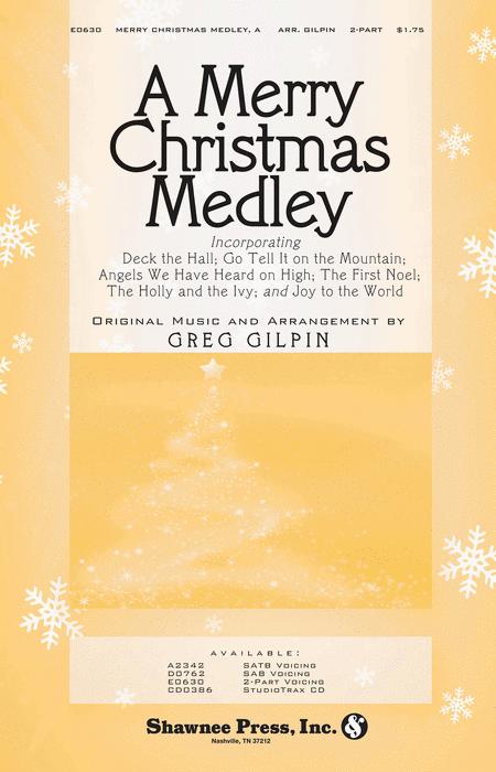 A Merry Christmas Medley