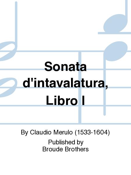 Sonata d'intavalatura, Libro I