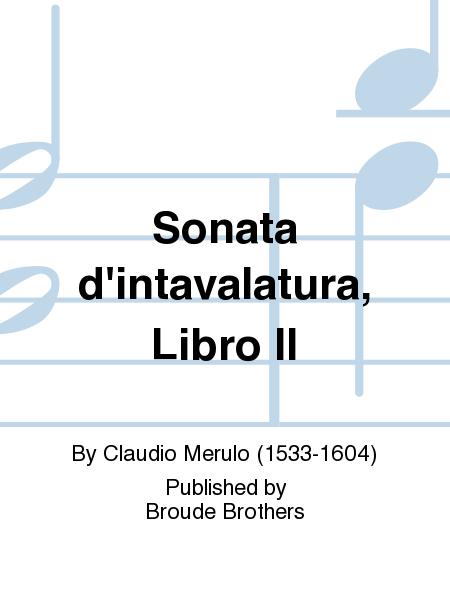 Sonata d'intavalatura, Libro II