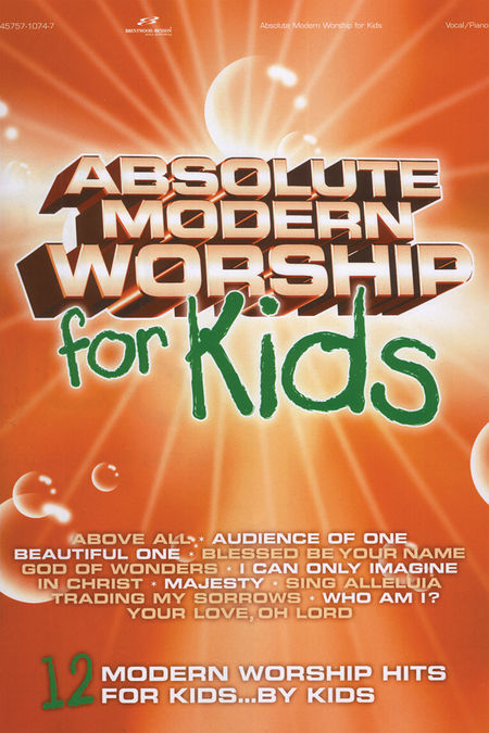 Absolute Modern Worship For Kids (CD Preview Pack)