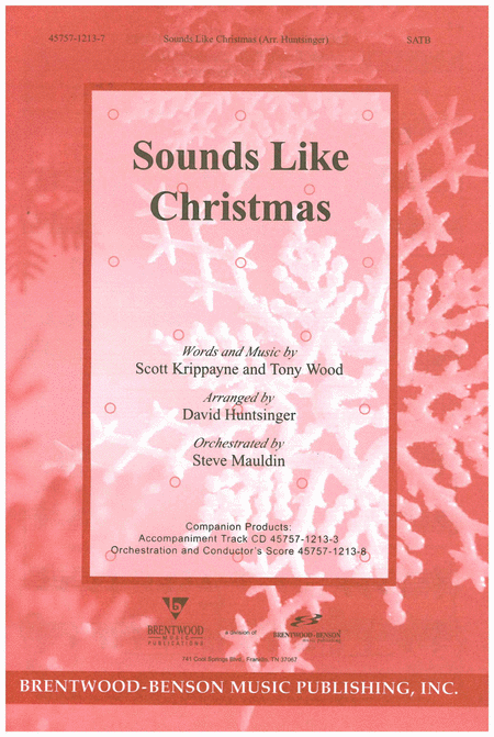 Sounds Like Christmas Orchestra Parts and Conductor's Score (Pull Out)