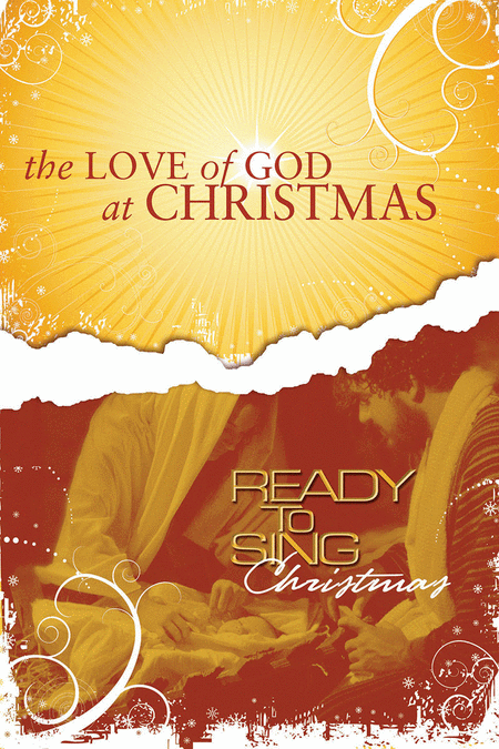 The Love Of God At Christmas (Choral Book)