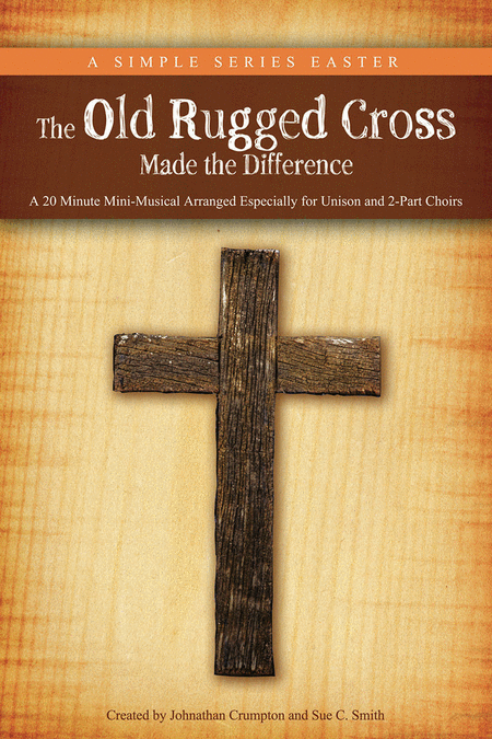The Old Rugged Cross Made The Difference (CD Preview Pack)