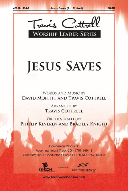 Jesus Saves (Anthem)