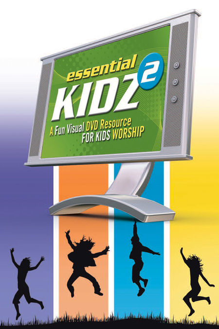 Essential Kidz 2 DVD (Resource DVD-2 Disks)