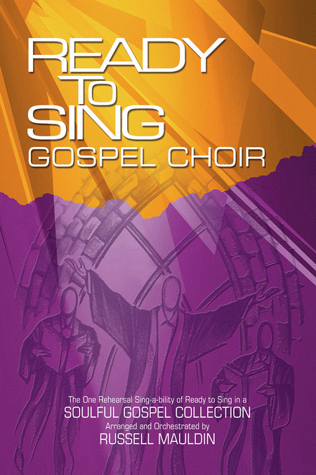 Ready To Sing Gospel Choir (CD Preview Pack)