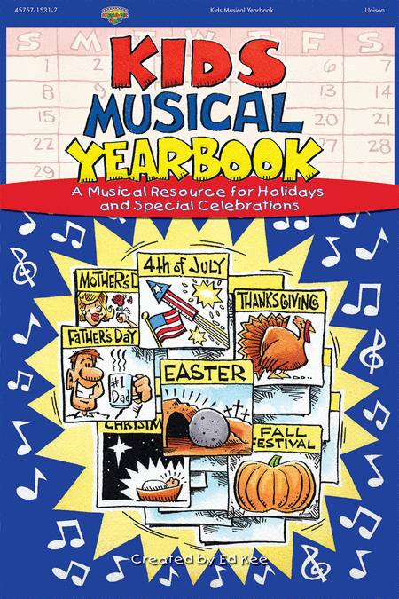 Kids Musical Yearbook (Choral Book)