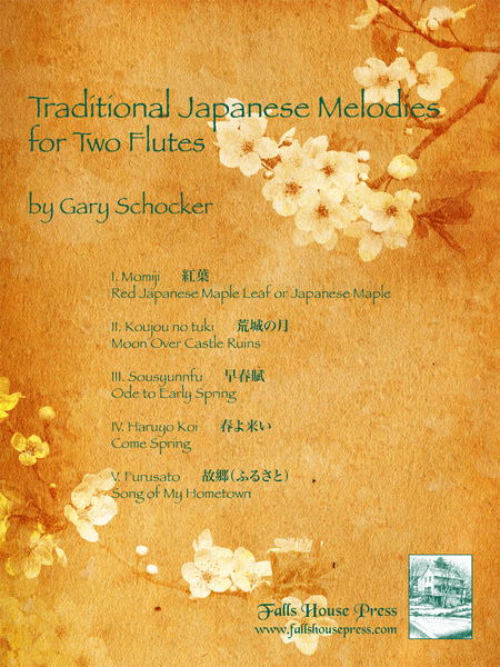 Traditional Japanese Melodies