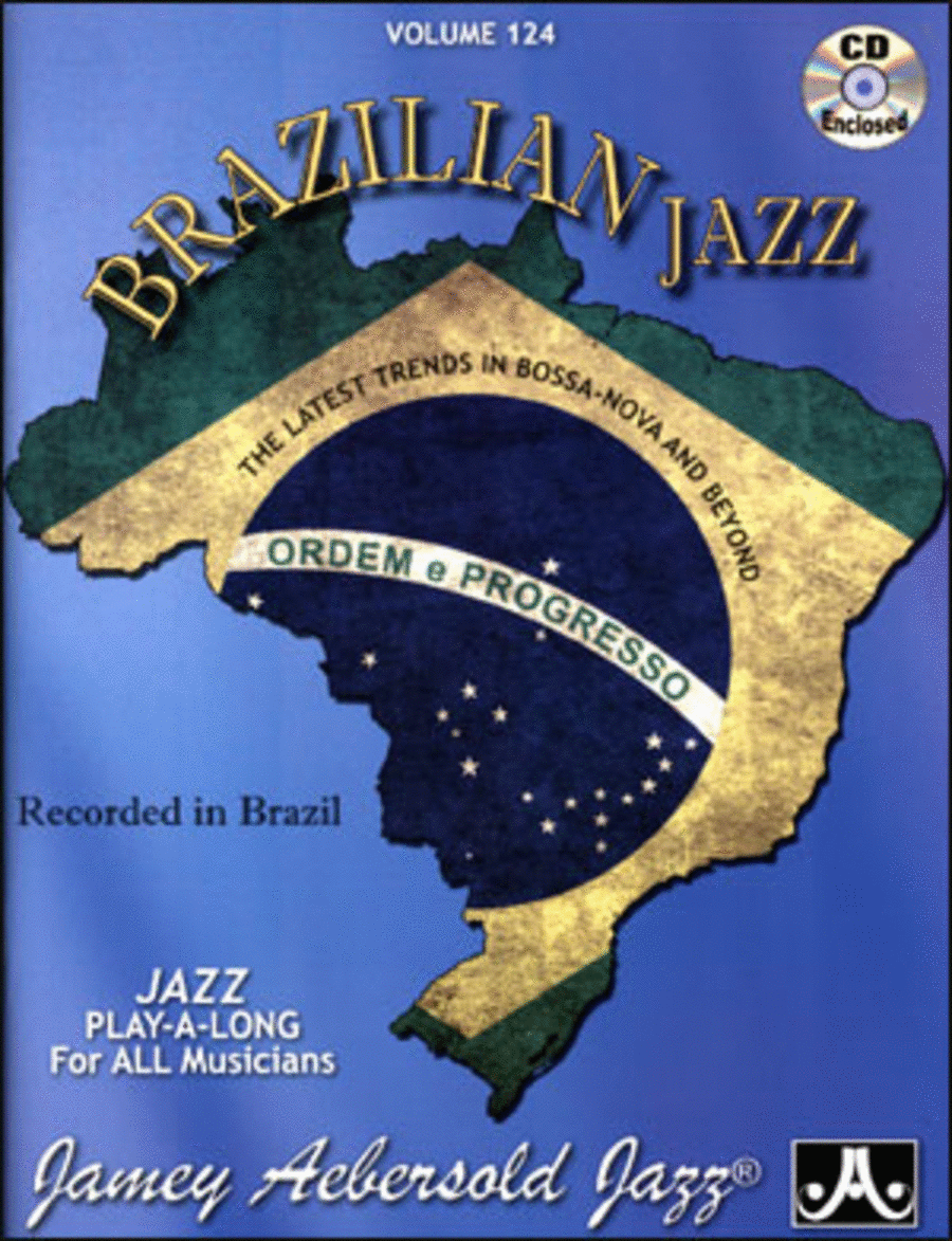 Volume 124 - Brazilian Jazz