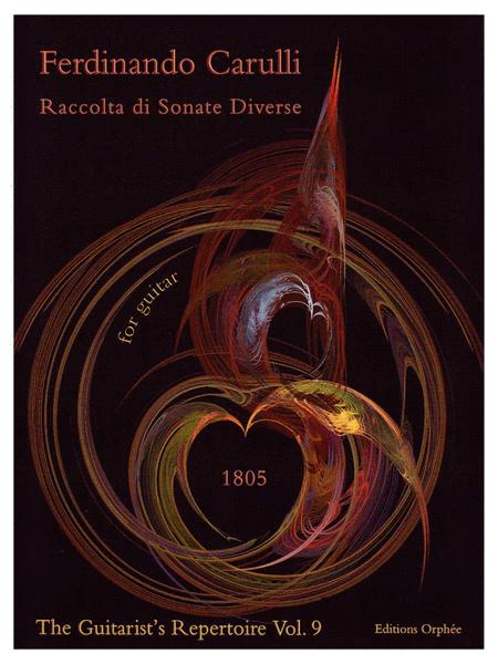 Raccolta Di Sonate Diverse