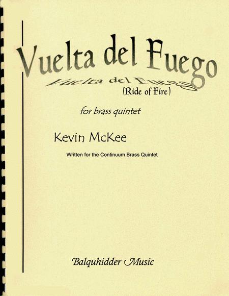 Vuelta Del Fuego (Ride Of Fire)