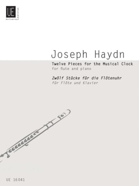 12 Pieces - Musical Clock