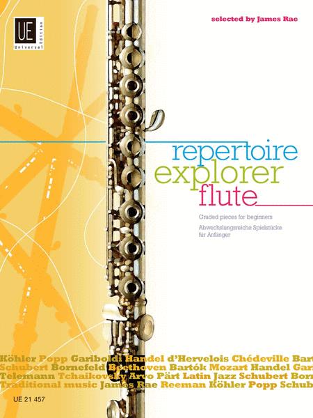 Repertoire Explorer - Flute