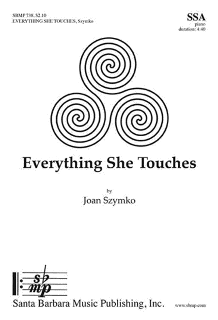 Everything She Touches