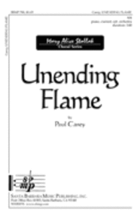 Unending Flame - Clarinet Part