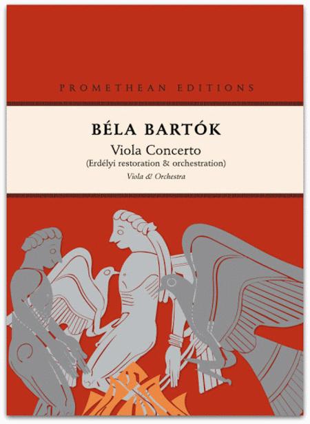 Viola Concerto (Erdlyi restoration)