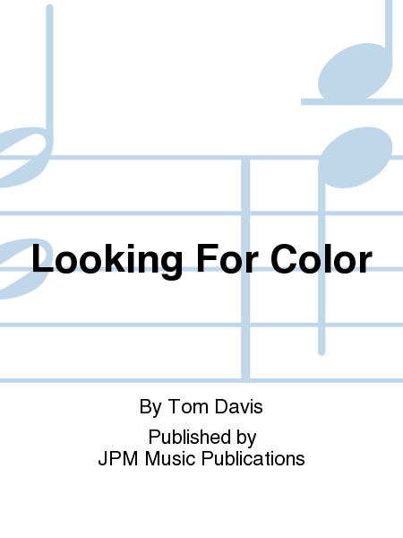 Looking For Color