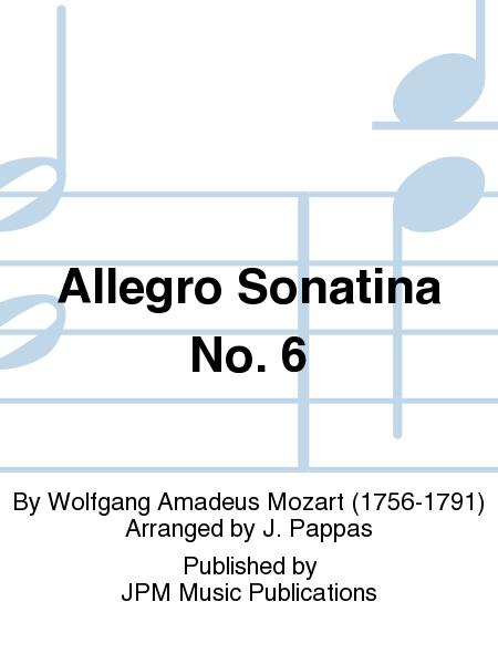 Allegro Sonatina No. 6