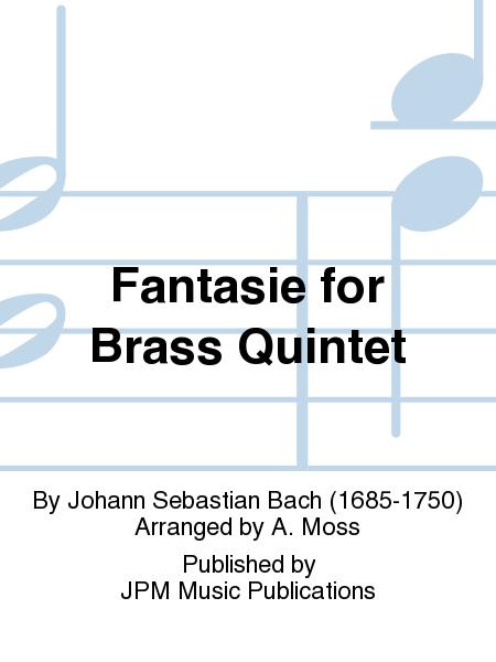 Fantasie for Brass Quintet