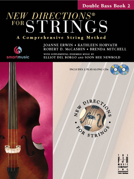 New Directions For Strings, Double Bass Book 2