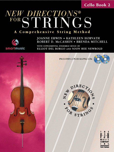 New Directions! For Strings, Cello Book 2